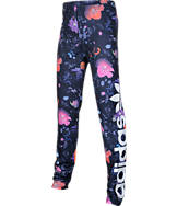 Girls' adidas BB Allover Print Leggings