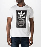 Men's adidas Originals Camo Tongue T-Shirt