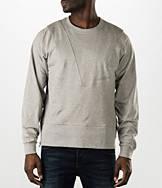 Men's adidas Street Modern Cutline Crew Sweatshirt