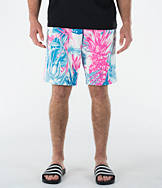 Men's adidas Flower Rush Trunk Shorts