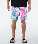 Men's adidas Flower Rush Trunk Shorts