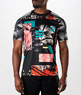 Men's adidas Icons Mashup Jersey T-Shirt