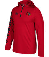 Men's adidas Louisville Cardinals College Sideline Training Hoodie