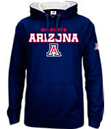 Men's J. America Arizona Wildcats College Pullover Hoodie