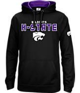 Men's J. America Kansas State Wildcats College Pullover Hoodie