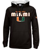 Men's J. America Miami Hurricanes College Pullover Hoodie