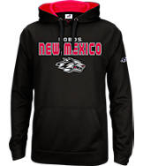 Men's J. America New Mexico Lobos College Pullover Hoodie