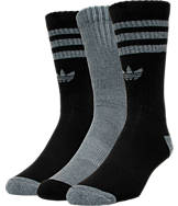 Men's adidas Originals Cushioned Crew Socks 3-Pack