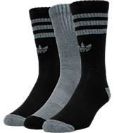 Men's adidas Originals Cushioned Crew Socks 3-Pack
