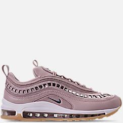나이키 에어맥스97 (우먼) 트라 17 SI - 파티클 로즈/서밋 화이트/검 옐로우Womens Nike Air Max 97 Ultra 17 SI Casual Shoes,Particle Rose/Summit White/Gum Yellow AO2326 600