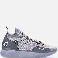 나이키 맨 KD11 농구화  Mens Nike Zoom KD11 Basketball Shoes,Cool Grey/Wolf Grey/Pure Platinum