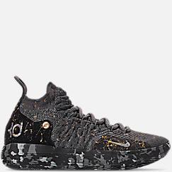나이키 맨 KD11 농구화 Mens Nike Zoom KD11 Basketball Shoes,Multicolor/Metallic Gold