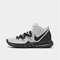 나이키 맨 카이리5 농구화 AO2918-100 Mens Nike Kyrie 5 Basketball Shoes,White/Black/Black