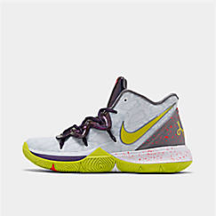 나이키 맨 카이리5 농구화 AO2918-102 Mens Nike Kyrie 5 Basketball Shoes,White/Cyber