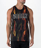 Men's adidas Pharrell Williams Island Graphic Tank
