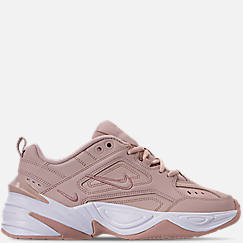 Womens 나이키 Nike M2K Tekno Casual Shoes,Particle Beige/Particle Beige/Summit White