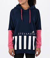 Women's adidas Stella McCartney Stellasport Long Hoodie