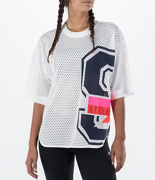 Women's adidas STELLASPORT Mesh T-Shirt