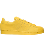 Men's adidas Superstar Mono Suede Casual Shoes