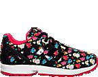 Girls' Grade School adidas ZX Flux Casual Shoes