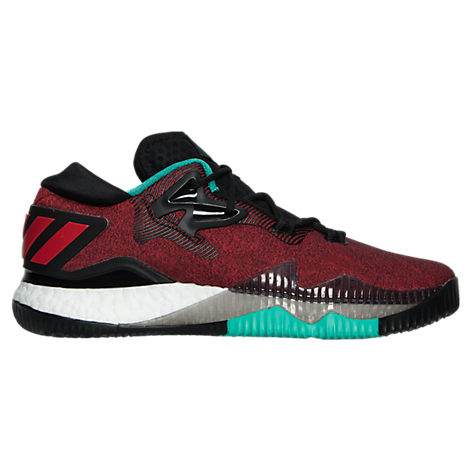 Men's adidas Crazylight Boost 2016 Low Basketball Shoes