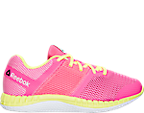 Girls' Grade School Reebok ZPrint Running Shoes