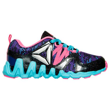 Girls' Preschool Reebok ZigTech Big & Fast Running Shoes