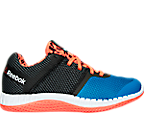 Boys' Preschool Reebok ZPrint Gradient Running Shoes