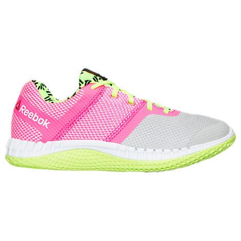 Girls' Grade School Reebok ZPrint Gradient Running Shoes