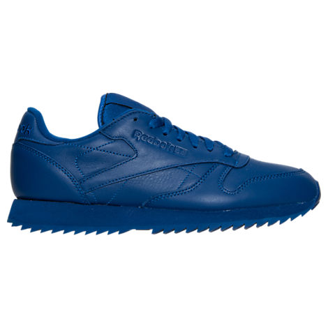 Men's Reebok Classic Leather Mono Ripple Casual Shoes
