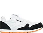 Kids' Grade School Reebok Classic Leather Perfect Split Casual Shoes