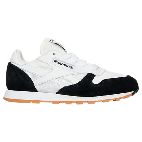 Kids' Preschool Reebok Classic Leather Perfect Split Casual Shoes