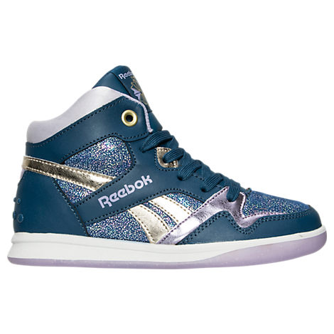 Girls' Preschool Reebok Street Stud Casual Shoes