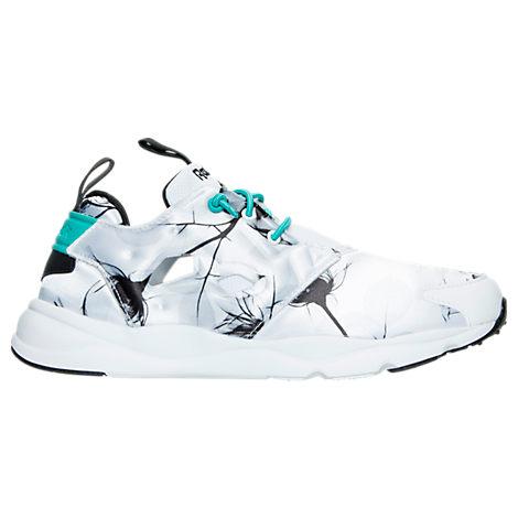 3062ae395929 Reebok Women S Furylite Floral Print Casual Shoes