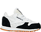 Boys' Toddler Reebok Classic Leather - Split Personality Casual Shoes
