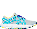 Girls' Grade School Reebok Hexaffect Run 4.0 Running Shoes
