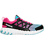 Girls' Grade School Reebok TwistForm Blaze 2.0 Fade Running Shoes