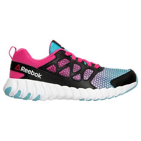 Girls' Grade School Reebok TwistForm Blaze 2.0 Fade Running Shoes