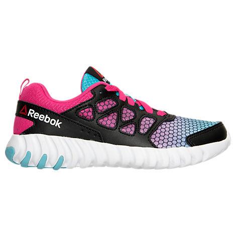 Girls' Preschool Reebok TwistForm Blaze 2.0 Fade Running Shoes