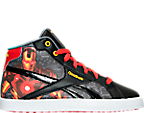Boys' Preschool Reebok Marvel Iron Man Running Shoes