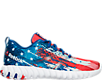 Boys' Preschool Reebok Twist Marvel Captain America Running Shoes