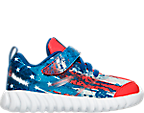 Boys' Toddler Reebok Twist Marvel Captain America Running Shoes