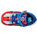 Top view of Boys' Toddler Reebok Twist Running Shoes in Captain America