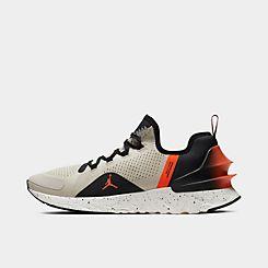나이키 Nike Mens Jordan React Havoc Training Shoes,Light Bone/Black/Pale Vanilla/Hot Coral