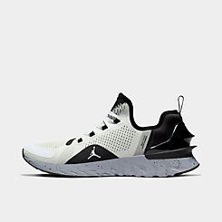 나이키 Nike Mens Jordan React Havoc Training Shoes,White/Black/Wolf Grey/White