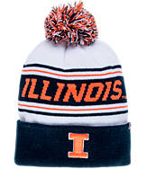 Zephyr Illinois Fighting Illini College Arctic Knit Hat
