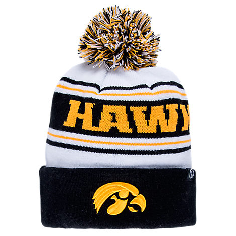 Zephyr Iowa Hawkeyes College Arctic Knit Hat