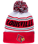 Zephyr Louisville Cardinals College Arctic Knit Hat