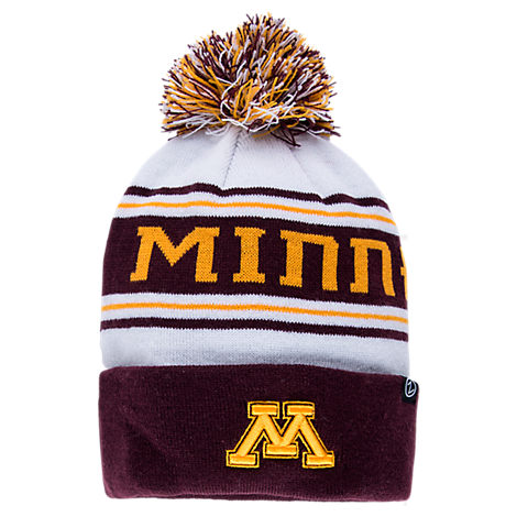 Zephyr Minnesota Golden Gophers College Arctic Knit Hat
