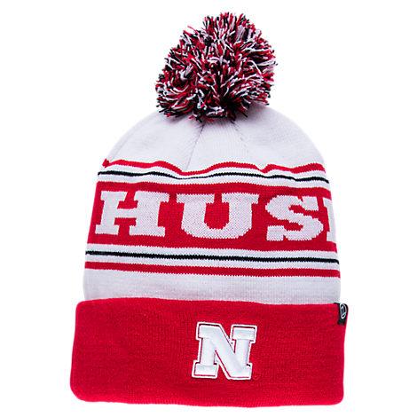 Zephyr Nebraska Cornhuskers College Arctic Knit Hat